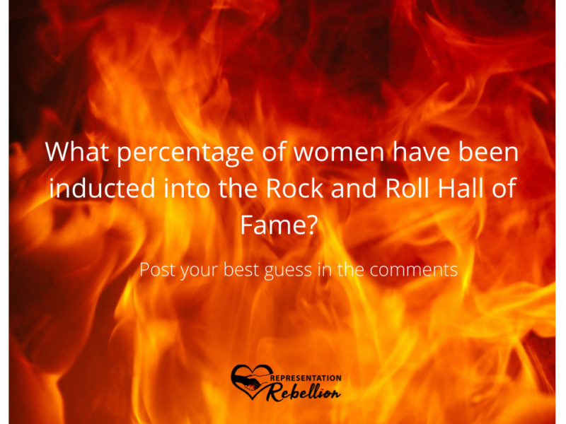 Women Rock & Roll Hall of Fame
